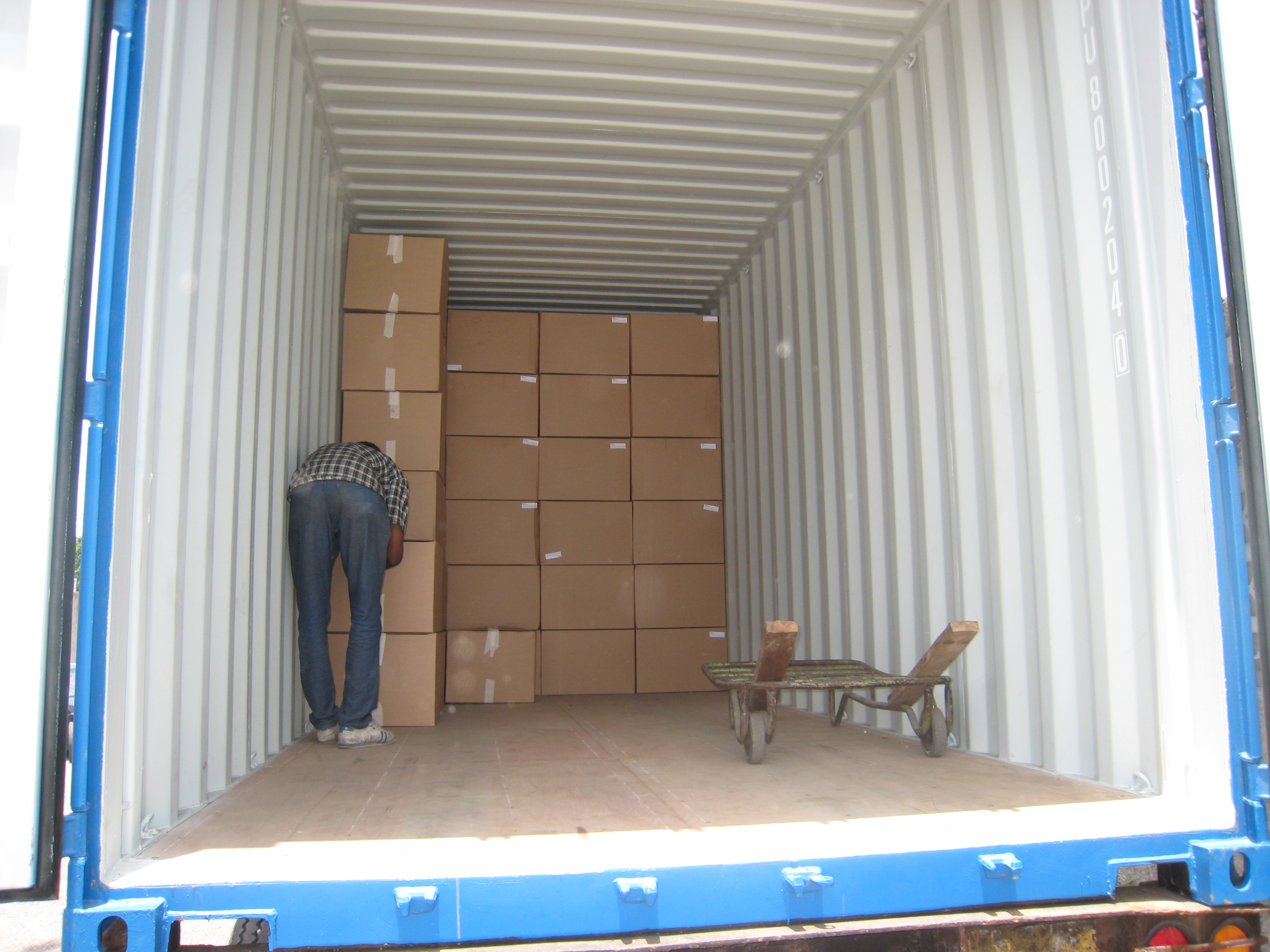 Loaded for Export 2